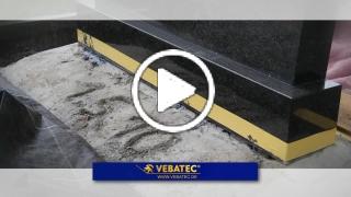 Vebatec Sprint - Natursteinreparatur Grabmal